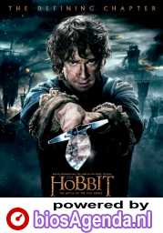 The Hobbit: The Battle Of The Five Armies poster, © 2014 Warner Bros.