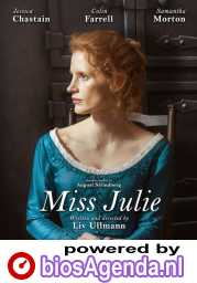 Miss Julie poster, © 2014 Remain in Light