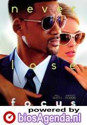 Focus poster, © 2015 Warner Bros.