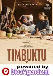 Timbuktu poster, © 2014 Cinéart