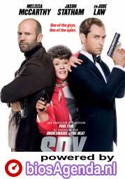 Spy poster, © 2015 20th Century Fox