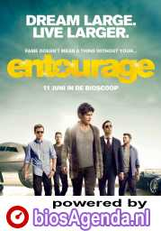 Entourage poster, © 2015 Warner Bros.