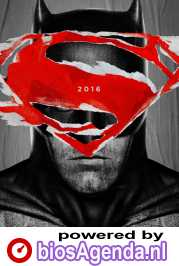 Batman v Superman: Dawn of Justice poster, © 2016 Warner Bros.