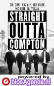 Straight Outta Compton poster, © 2015 Universal Pictures