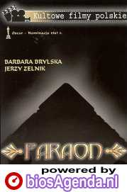 Poolse filmposter 'Faraon' (c) 1966