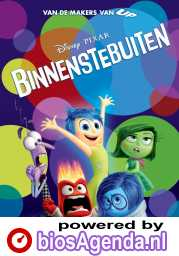 Inside Out poster, © 2015 Walt Disney Pictures
