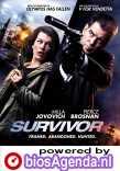 Survivor poster, © 2015 Dutch FilmWorks