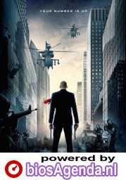 Hitman: Agent 47 poster, © 2015 Warner Bros.
