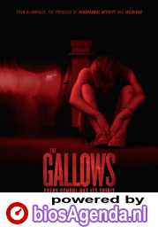 The Gallows poster, © 2015 Warner Bros.