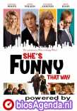 She's Funny That Way poster, © 2014 Dutch FilmWorks