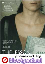 The Lesson poster, © 2014 Arti Film