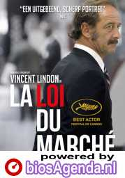 La loi du marché poster, © 2015 Remain in Light