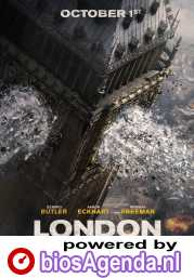 London Has Fallen poster, © 2015 Entertainment One Benelux