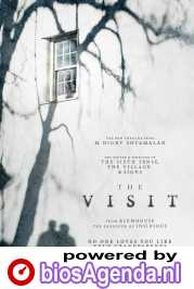 The Visit poster, © 2015 Universal Pictures International
