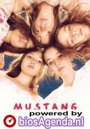 Mustang poster, © 2015 Cinéart