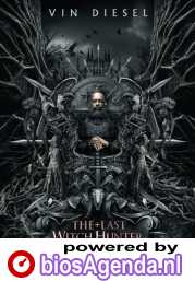 The Last Witch Hunter poster, © 2015 Independent Films