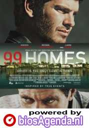 99 Homes poster, © 2014 A-Film Distribution