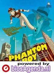 Phantom Boy poster, © 2015 Lumière