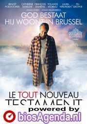 Le tout nouveau testament poster, © 2015 Independent Films