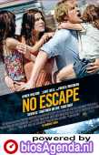 No Escape poster, © 2015 Walt Disney Pictures