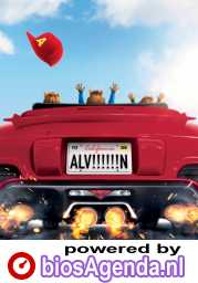 Alvin and the Chipmunks: The Road Chip poster, © 2015 20th Century Fox