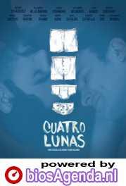 Cuatro lunas poster, © 2014 Cinemien