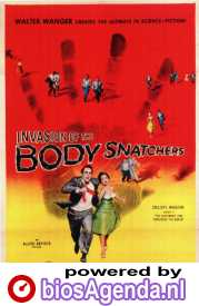 Invasion of the Body Snatchers poster, © 1956 Eye Film Instituut
