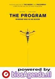 The Program poster, © 2015 Dutch FilmWorks