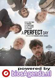 A Perfect Day poster, © 2015 September