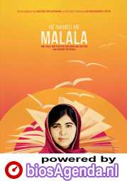 He Named Me Malala poster, © 2015 20th Century Fox