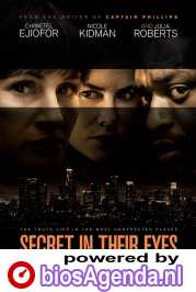 Secret in Their Eyes poster, © 2015 Universal Pictures International