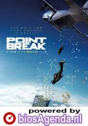 Point Break poster, © 2015 Dutch FilmWorks