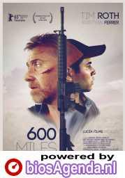 600 Millas poster, © 2015 Amstelfilm