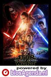 Star Wars: Episode VII - The Force Awakens poster, © 2015 Walt Disney Pictures