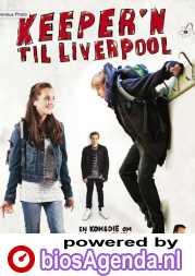 De keeper van Liverpool (NL) poster, copyright in handen van productiestudio en/of distributeur