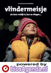 Het vlindermeisje (NL) poster, copyright in handen van productiestudio en/of distributeur