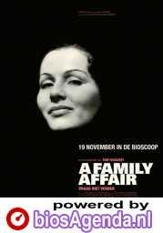 A Family Affair poster, © 2015 Cinema Delicatessen