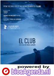 El Club poster, © 2015 Cinéart