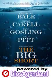 The Big Short poster, © 2016 Universal Pictures International