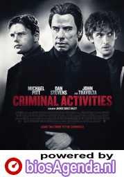 Criminal Activities poster, © 2015 Dutch FilmWorks