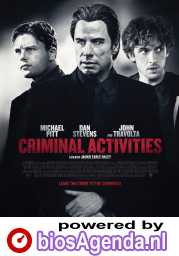 Criminal Activities poster, © 2015 Dutch FilmWorks