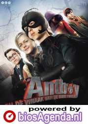 Antboy: Den Røde Furies hævn poster, © 2014 Twin Film