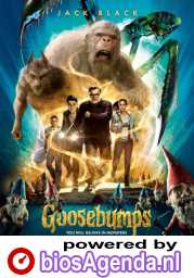 Goosebumps poster, © 2015 Universal Pictures International