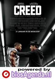 Creed poster, © 2015 Warner Bros.