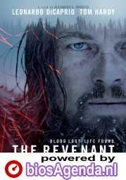 The Revenant poster, © 2015 20th Century Fox