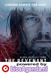 The Revenant poster, © 2015 20th Century Fox
