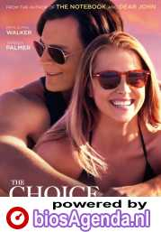 The Choice poster, © 2016 Entertainment One Benelux