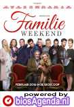 Familieweekend poster, © 2016 Entertainment One Benelux