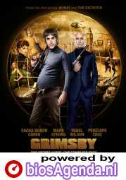 Grimsby poster, © 2016 Universal Pictures International
