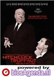 Hitchcock/Truffaut poster, © 2015 Eye Film Instituut